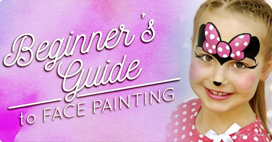 Ultimate Face Painting Tutorial Step By Step Beginners Guide