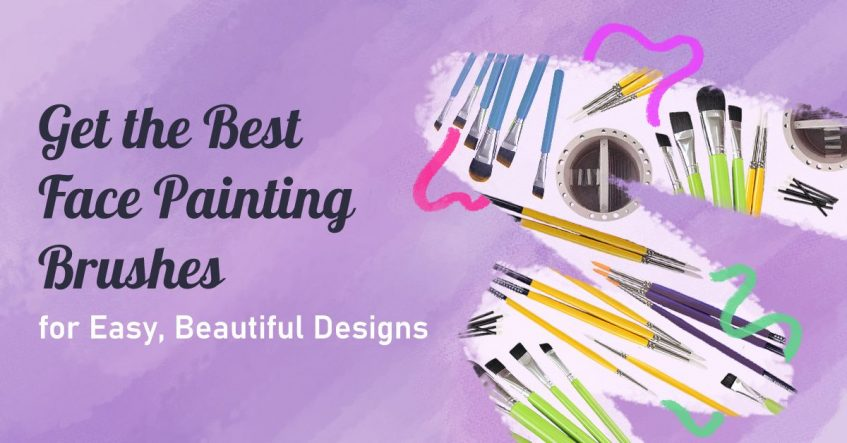 Best Face Painting Brushes