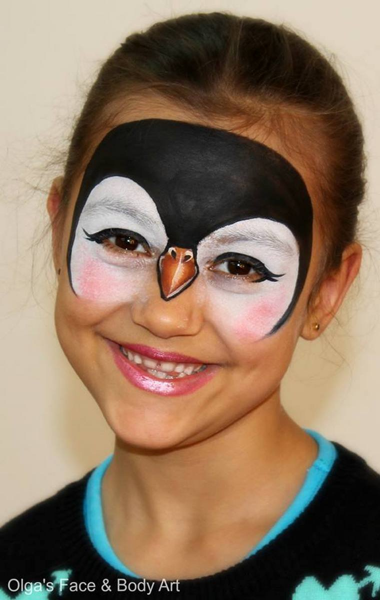Christmas Face Painting Ideas.Christmas Face Paint Ideas Easy Step By Step Tutorials Tips