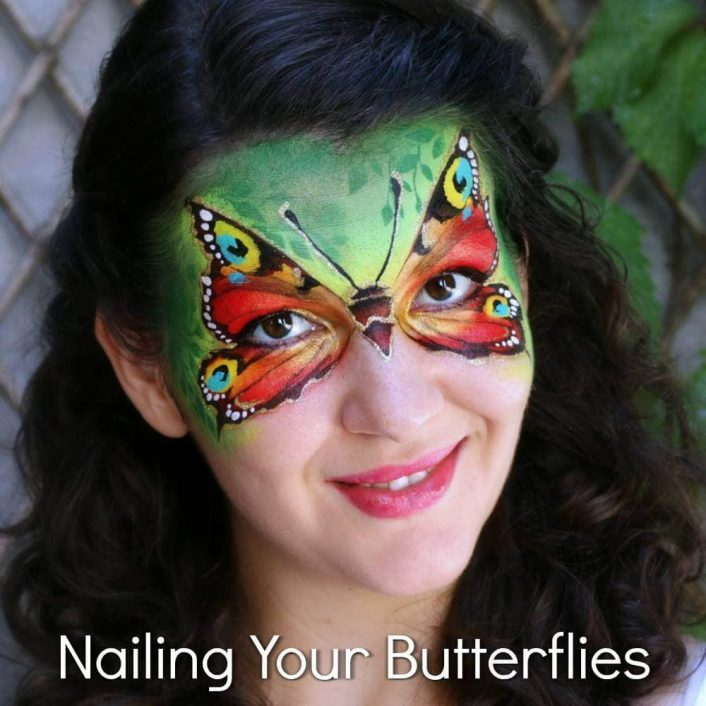 Three Secrets to Mastering Your Butterflies 曆