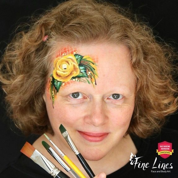 Introducing Rosie Lieberman: How Our Newest Instructor Found Herself in Face Painting